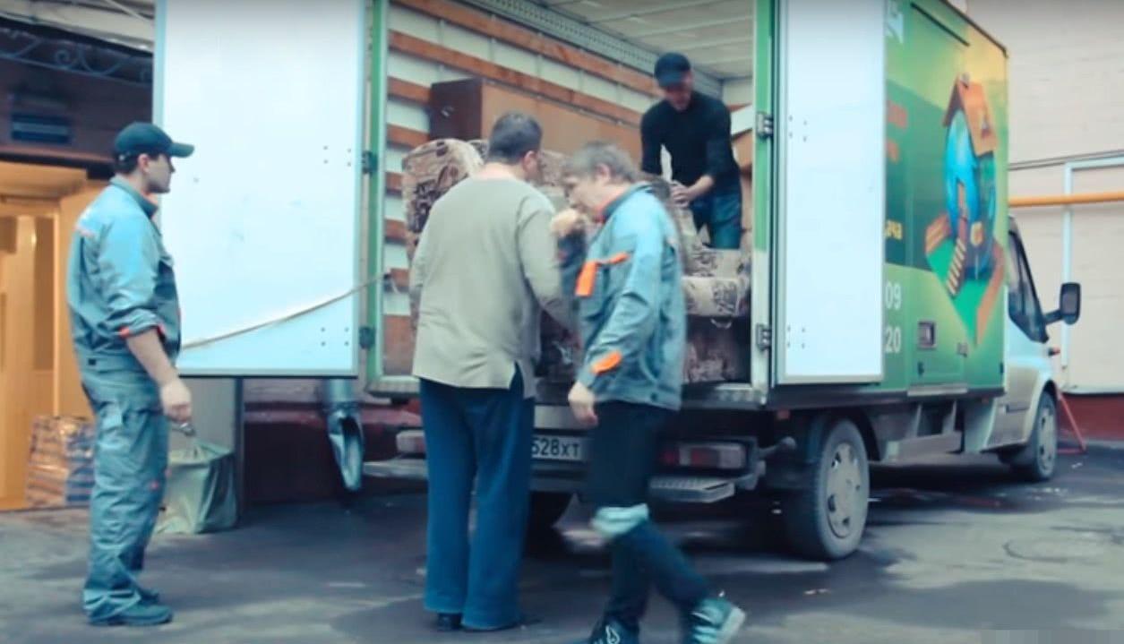 Дачный переезд в Одессе